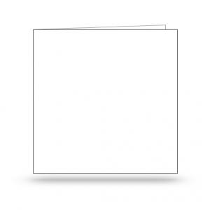 kaart vierkant voorkant