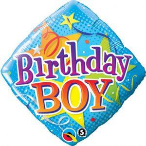 Birthdayboy.ballon